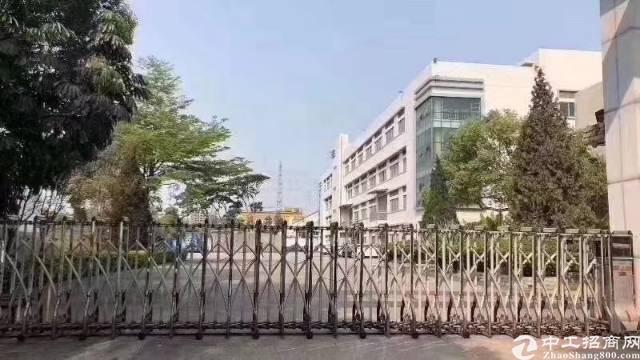 黄江镇田心村原房东独院厂房12000平方米出租1000方起租