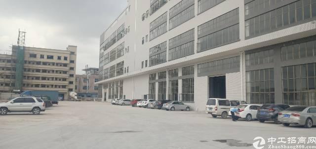 常平镇标准一楼高度8米重工业厂房出租