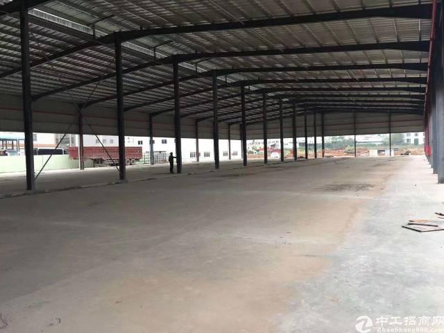 惠州原房东,无公摊,独栋厂房