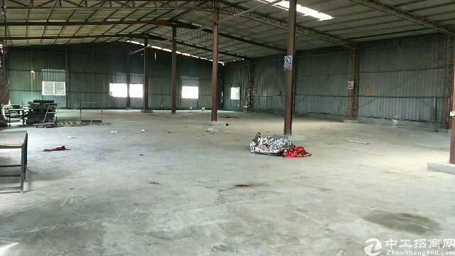 惠州市良井官田工业区独院钢构13000平方出租-图2