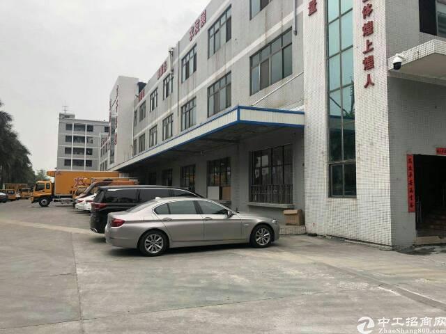 东莞水乡食品厂三楼分租厂房