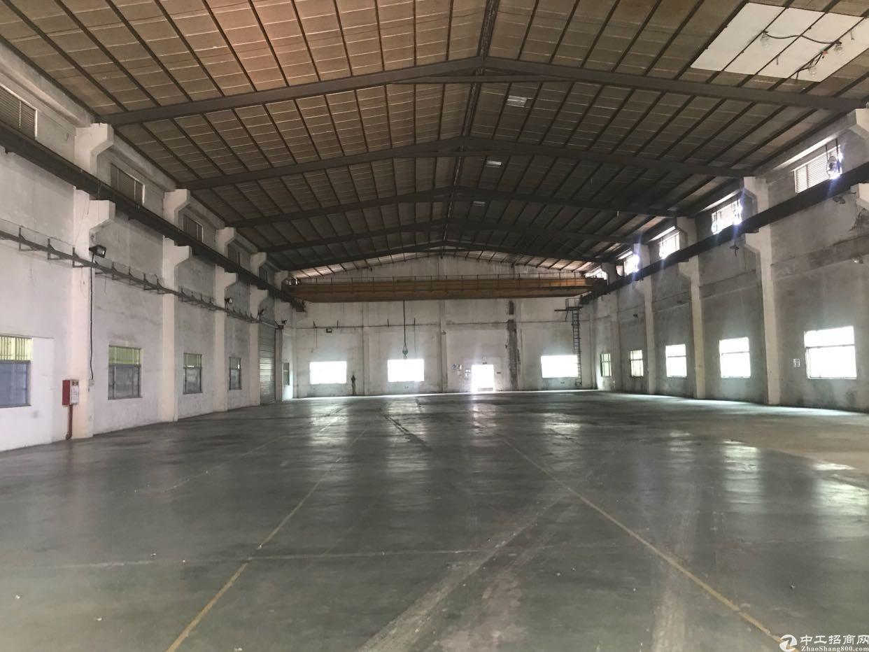 凤岗镇油甘埔靠东深二线10米高钢结构