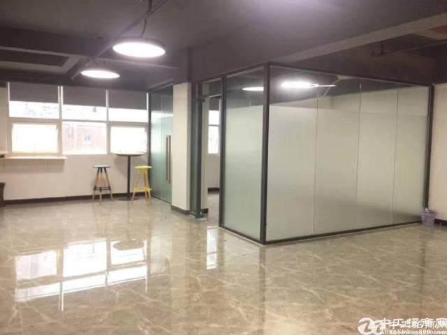 鱼珠地铁口零距离三楼188平精装修办公室出租图片2