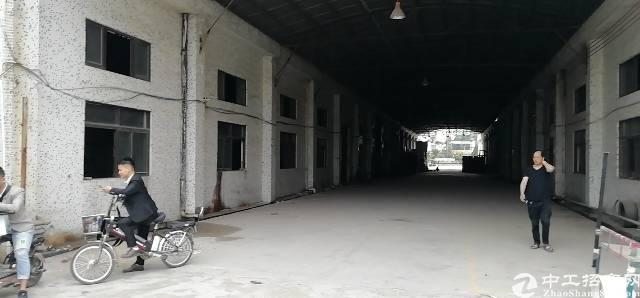 凤岗适合家具及仓库的一楼厂房2100平