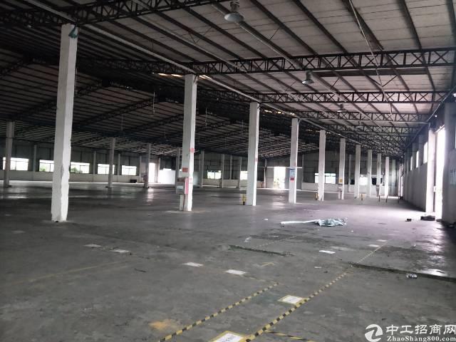 广州增城区新塘镇新出平地仓位置好空地大滴水10米