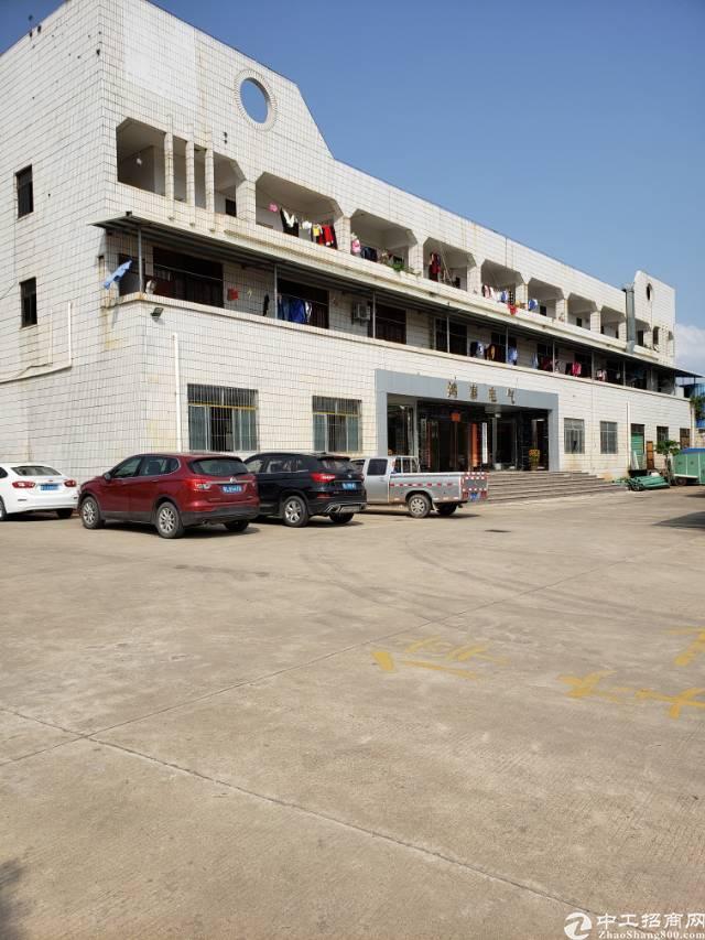 深圳市龙岗双证齐全的小独院厂房出售