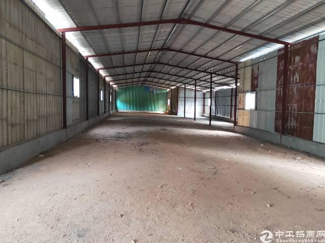 塘厦果园钢构700平方可做偏门行业
