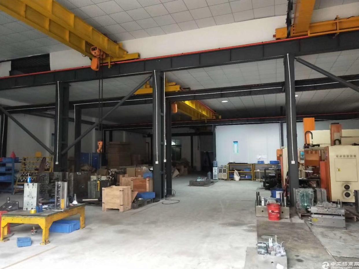 惠州仲恺高新区单一层钢构带行车5吨低价出租