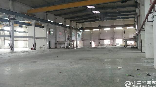 万江新出厂房二楼5000平方,价格便宜。环境好
