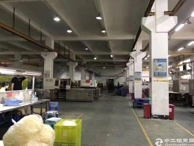 沙井步涌新出一楼带牛角红本厂房1200平水电齐全-图2