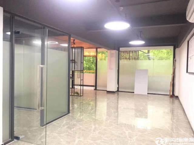 鱼珠地铁口零距离三楼188平精装修办公室出租图片3