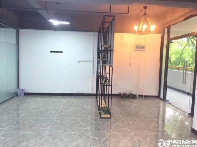 鱼珠地铁口零距离三楼188平精装修办公室出租图片1