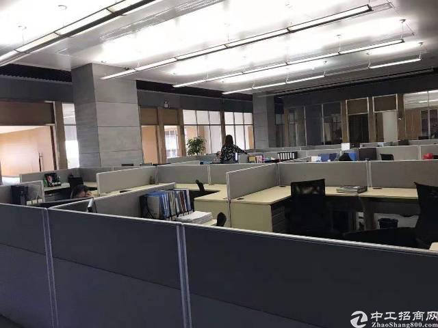 坪山大工业区新出原房东红本厂房整层6200平出租带精装修