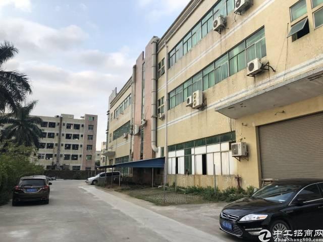 福永塘尾一楼2200平方,楼上2200平方,一楼高度六