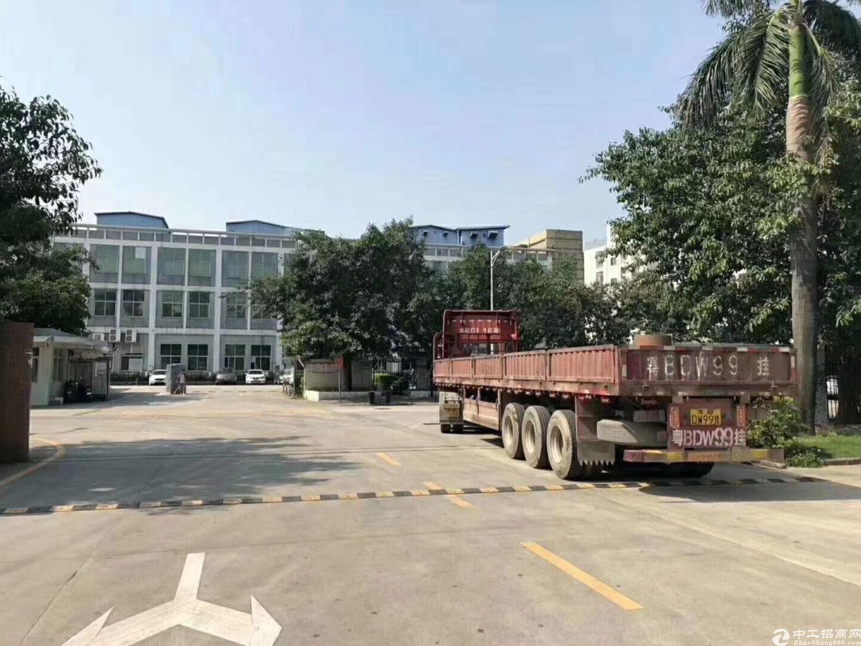 福永凤凰原房东实际面积3层7000平米带无尘车间