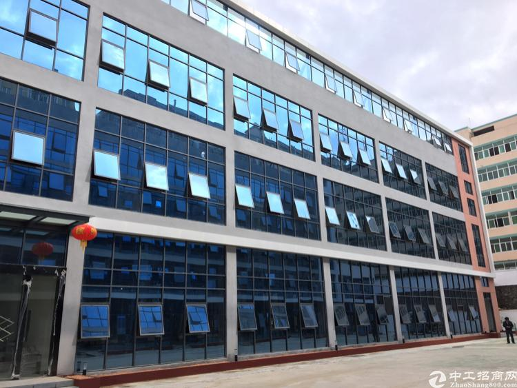 福永地铁口精装修写字楼200平方租金便宜