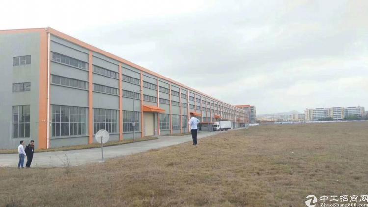 滴水12米钢结构厂房招租