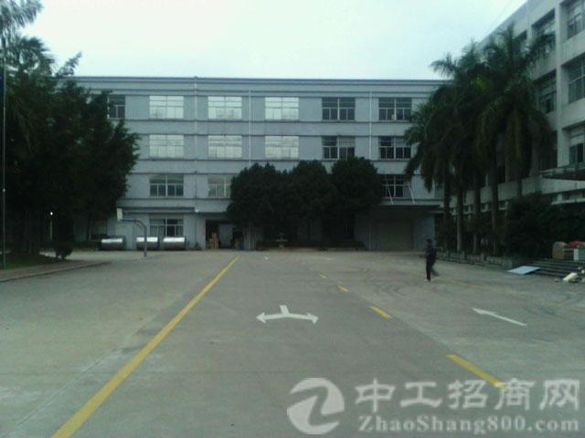 东莞虎门占地8640m²优质国有厂房出售