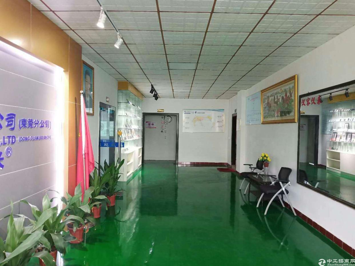 沙井后亭第二工业区附近原房东厂房楼上带装修780平方