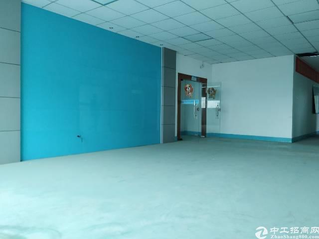公明镇楼村大工业园区4楼整层2600平带精装修