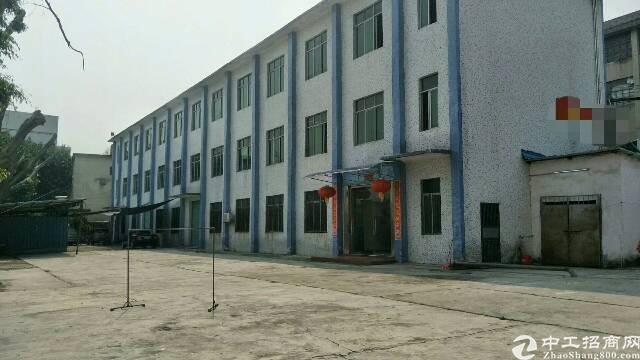 平湖清平高速出口独门独院3000平原房东厂房招租