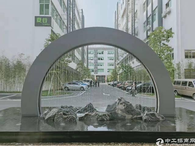 福永地铁口甲级写字楼30000平方招租49平方起租