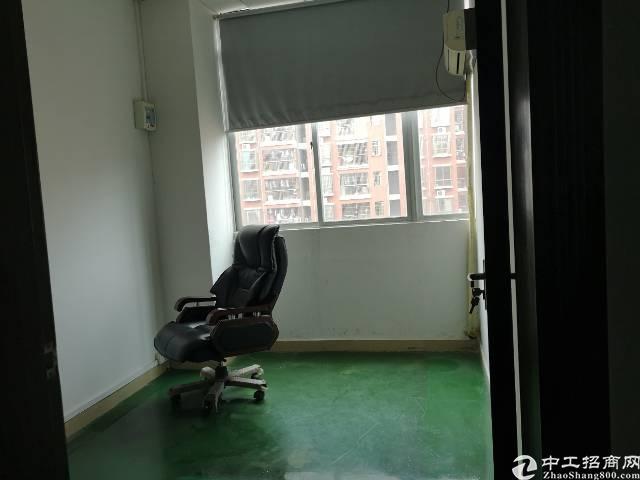 平湖广场旁楼上厂房650平米出租有办公室