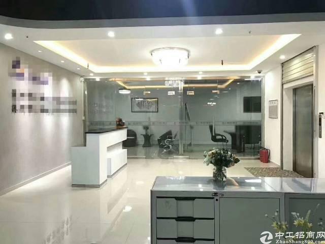 福永和平新出楼上750平方带豪华装修办公,研发,商务大厦