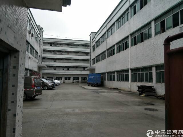 公明长圳独院红本厂房1-3层3300平米,可以分组
