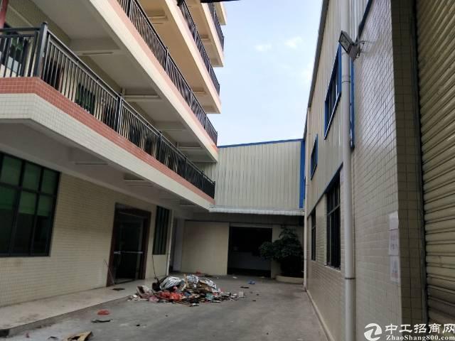 近长安,虎门可加建单一层钢构独院出售,可做小污染行业
