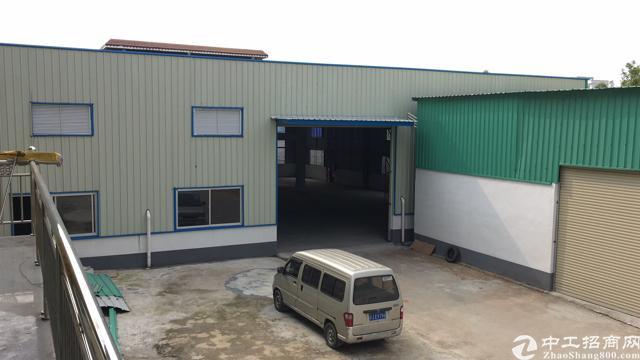 石湾独家暗盘独院钢构厂房1740平,12块