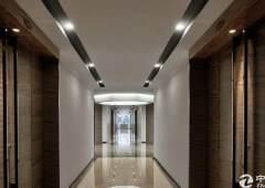 南城鸿福路新出500㎡豪华装修写字楼,可分租自由隔间带家具