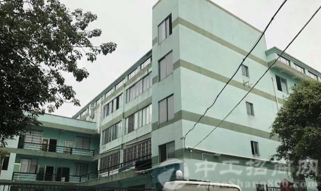 东莞虎门占地面积7480m²优质国有厂房出售
