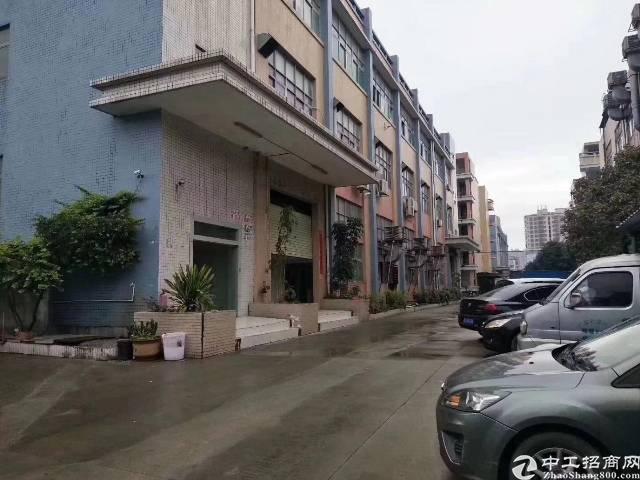 沙井步涌同富裕工业区新出一楼1500平米实际面积厂房出租