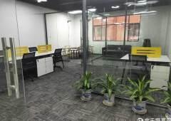 (出租)洪浪北地铁口小面积精装装办公室出租,拎包入住
