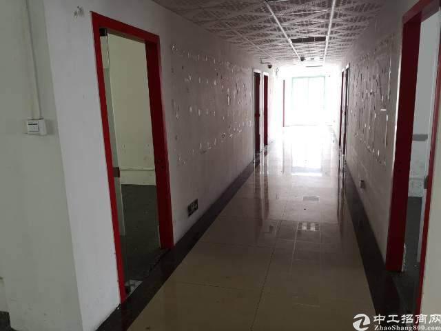 天河区黄村地铁口带装修办公室出租图片2