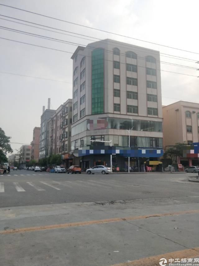 寮步大路边中心电梯公寓可做商业楼仅售3000元一平