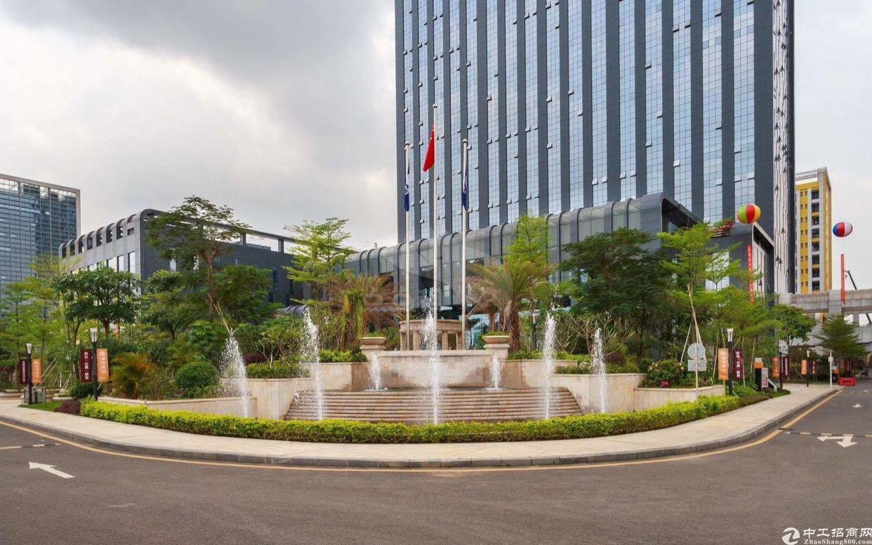 西丽塘朗地铁口附近一楼150平精装办公室出租