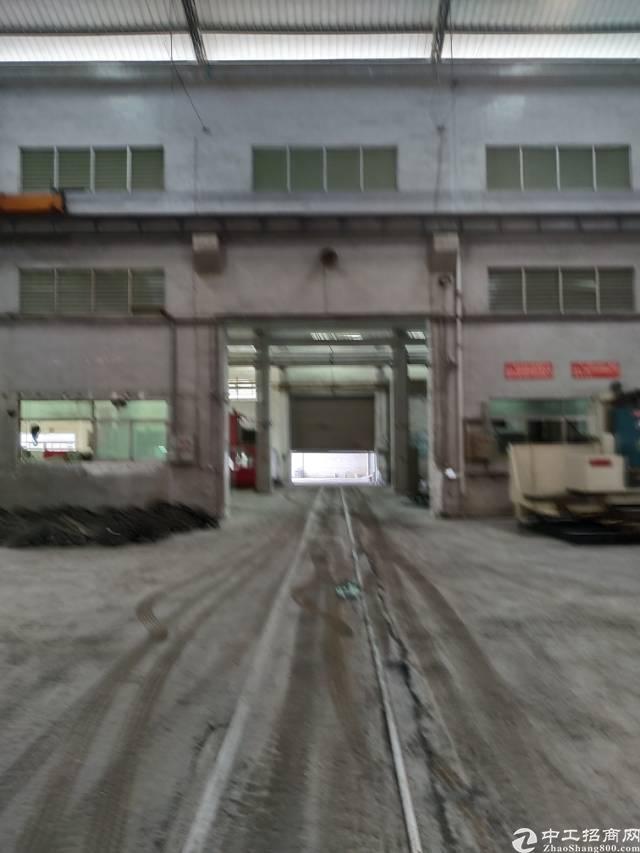 惠州市新出独栋标准单一层滴水12米7500平方出租