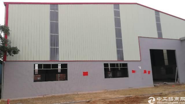 原房东全新钢构滴水8米厂房9元/每平方