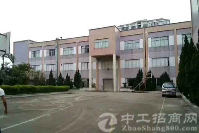 东莞虎门占地7880m²优质国有厂房出售