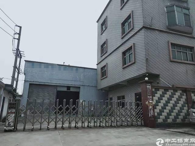 道滘原房东单一层独门独院厂房2200方报价18元