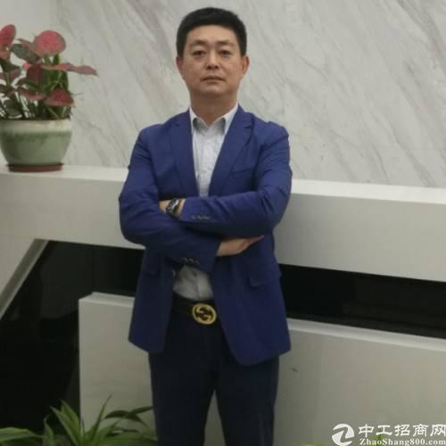 厂房经纪人周晓萍