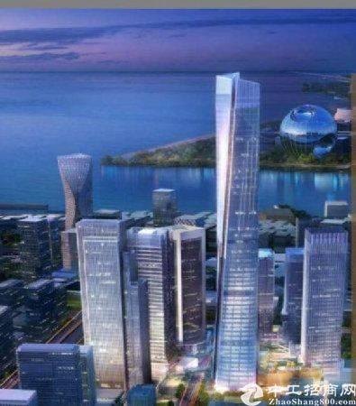 前海之巅见证未来传奇世茂中心塔尖物业598平