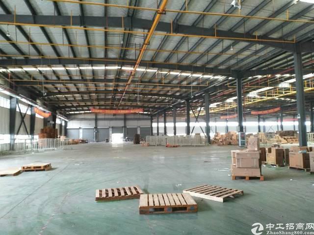 武汉东西湖区新出高台标准库房