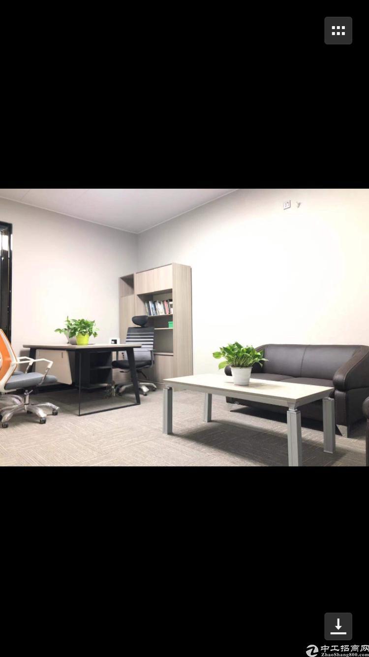 龙岗区平湖街道华南城商业区甲级写字楼318平出租