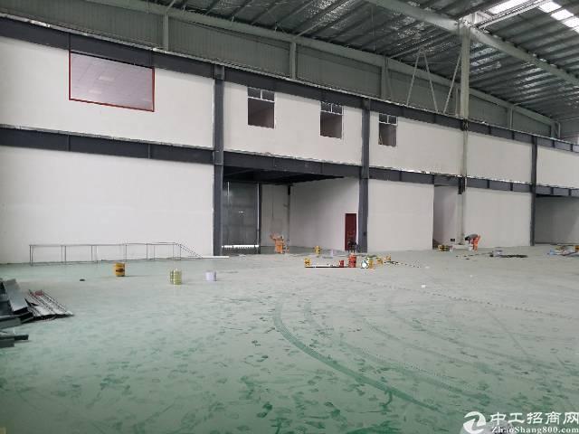 全新厂房招租,4500m²,有办公室,可分割