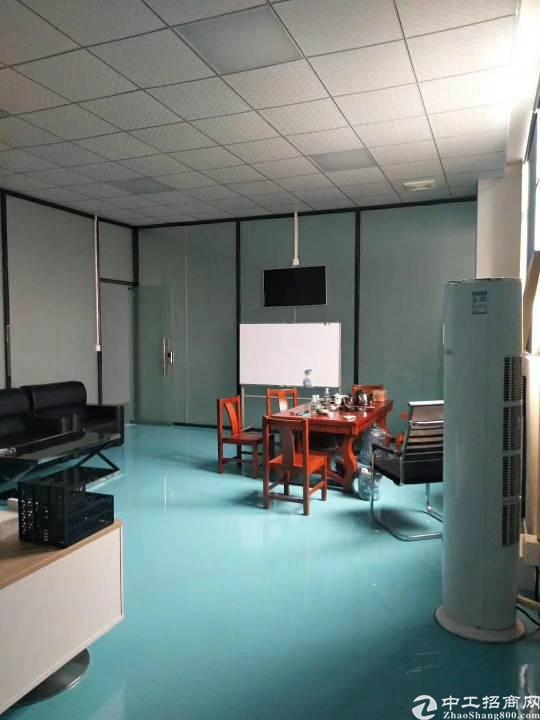 东莞石排9.9成新无尘车间精装修办公室-图4