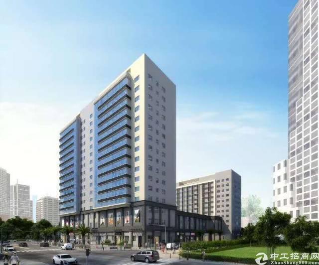 广州黄埔区原房东写字楼楼可包租双地铁环绕