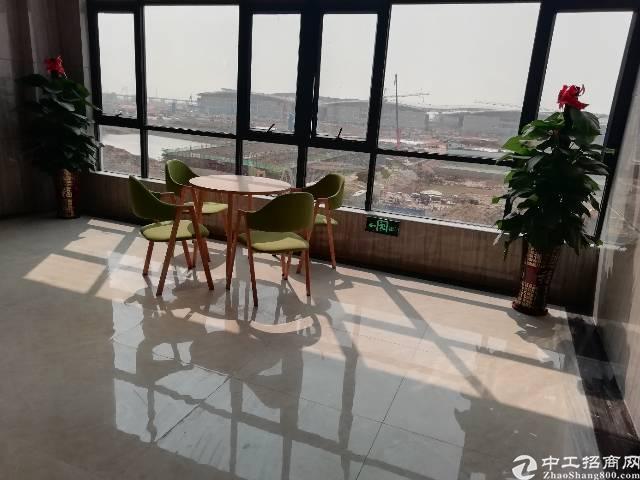 福永写字楼出租面积30-500